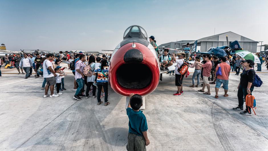 ROYAL THAI AIRFORCE CHILDREN'S DAY 2020