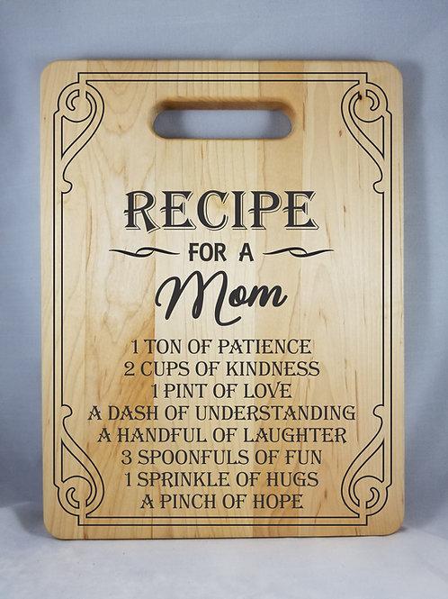 Mom Cutting Board