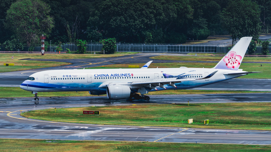 CHINA AIRLINES CI754