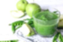 Malteada verde