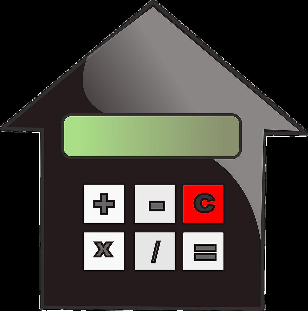 calculette maison budget emprunt immobilier