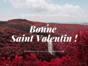 Saint-valentin : Offrez votre cœur à boire