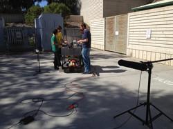 EBU III Rocket Motor Recording