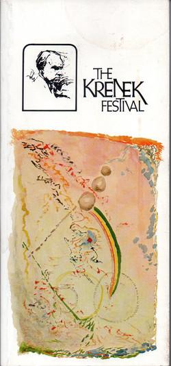1979 Krenek Festival