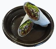 Beef Bulgogi Burrito