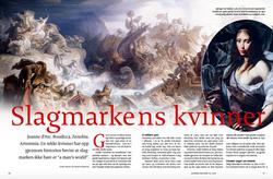 Levende-Historie-Slagmarkens-kvinner