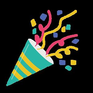—Pngtree—party bucket joy celebrate carn