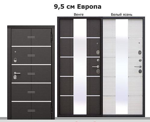 9,5 см Европа Белый Ясень, Венге