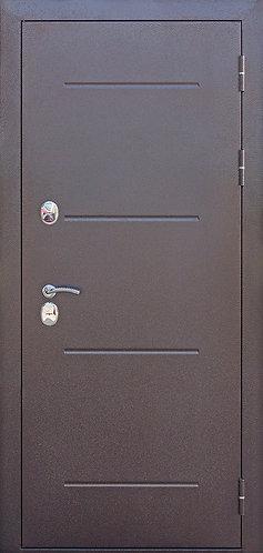 11 см Isoterma Медный антик, мет./мет. входная морозостойкая дверь терморазрыв