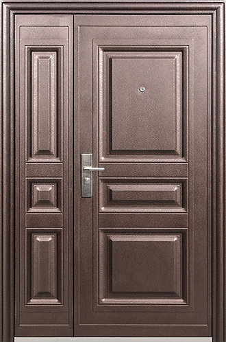 Металлическая дверь К 700 1200х2050