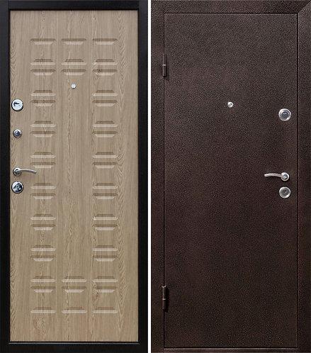 Входная металлическая дверь Ель карпатская