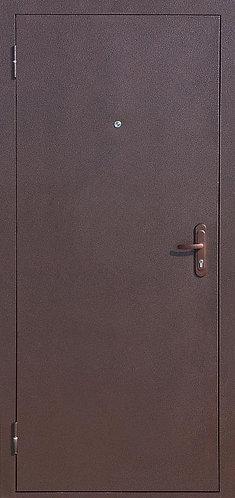 Входная металлическая дверь Стройгост 5-1 металл/металл