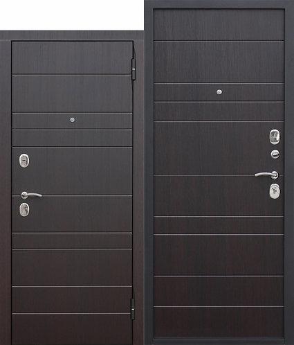Барселона с МДФ панелями входная металлическая дверь