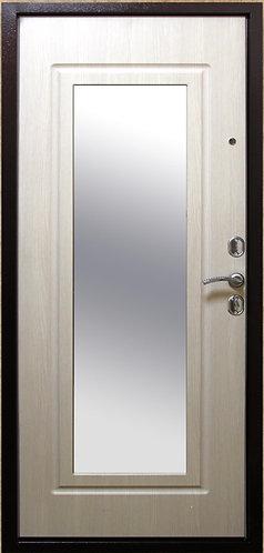 Спарта Зеркало Капучино входная дверь
