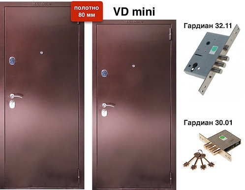 VD Металл\Металл 80 мм.