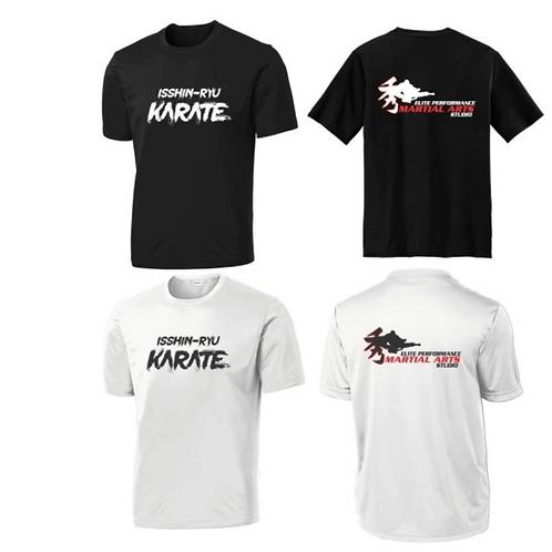Dojo T-Shirt (Sportek)