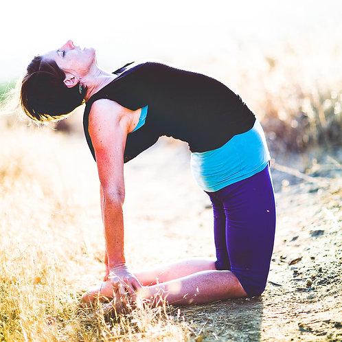 Gentle Yoga (Monthly Fee)