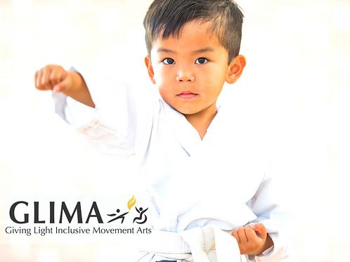 Karate & Motor Skills (4 - 9 years old)