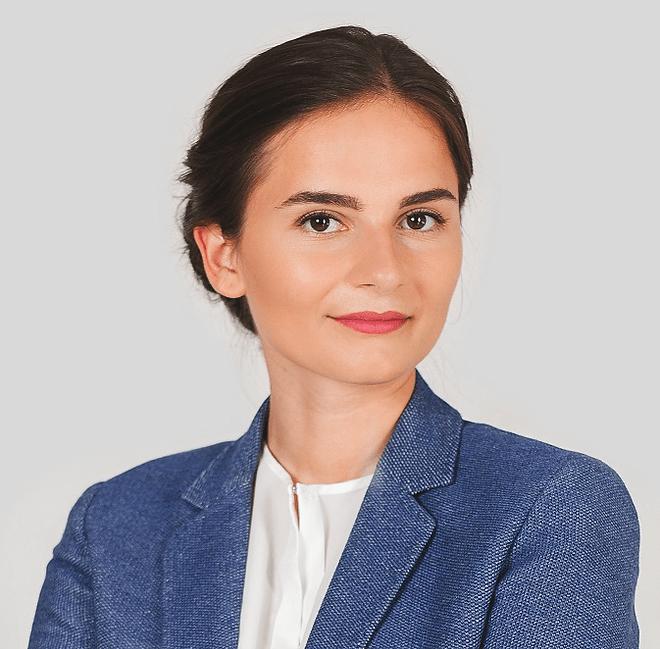 Залина Плиева - юрист по интеллектуальным правам