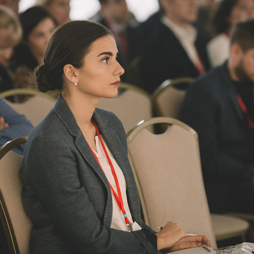 Залина Плиева на конференции PRIM 2018