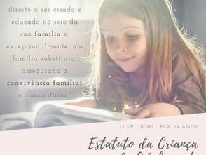 ECA: 28 anos de avanços nos direitos das crianças e inúmeros entraves nos processos de adoção