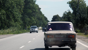 5-City Road Trip in Western Ukraine