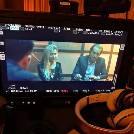 """Victor Solé, villano en """"Legacy of Lies"""",  protagonizada por Scott Adkins (Soldado Universal)"""