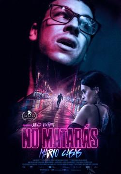 NO MATARAS / CROSS THE LINE