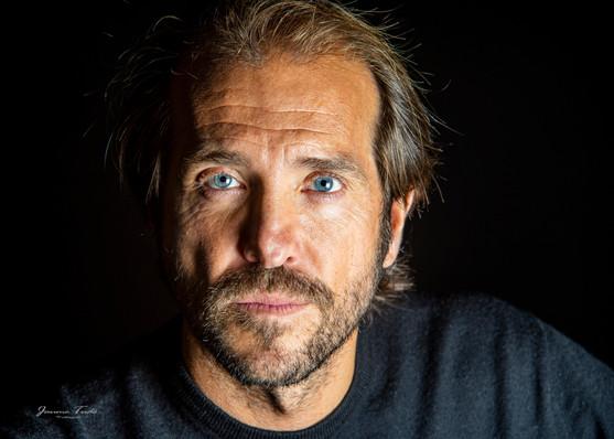 Victor Solé headshot with Jaume Tudó