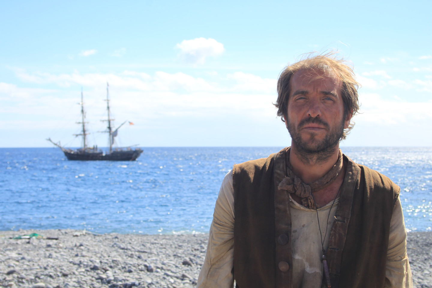 Victor Solé shooting In the Heart of the Sea.JPG