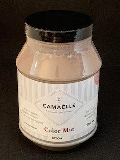 Peinture Color'Mat BETON Camaëlle