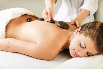 River Stone Release Massage