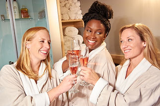 Turner Medical Spa Bridal Spa Party