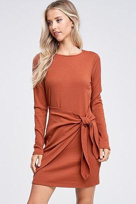 Hanna Ribbed Dress