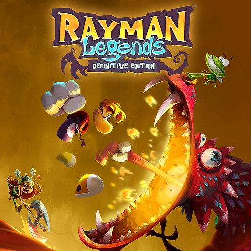 Rayman Legends: Definitive Editon