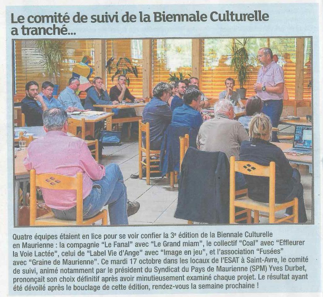 La Maurienne du 19 octobre 2017