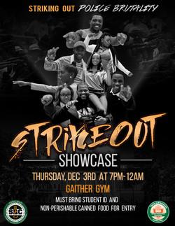 Strike Out Showcase 2015