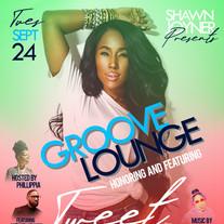 Groove Lounge Sept 24th Flyer Design Twe