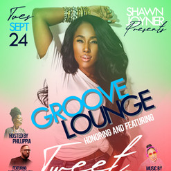 Groove Lounge Sept 24th Flyer Design Twe