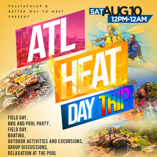 Falltacular 2019 Day Party Flyer Design.