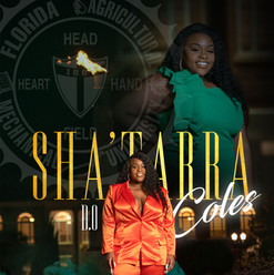 Sha'tarra Coles Graduation Announcement