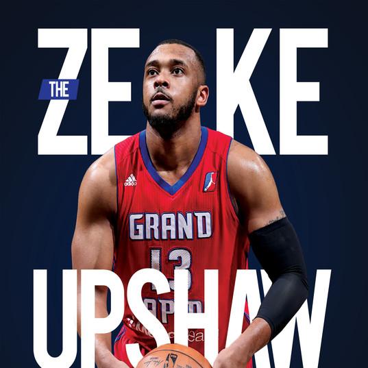 Zeke Upshaw Fondation Teaser Poster Desi