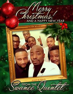 Swanee Quintet Holiday Flyer