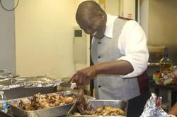 pastor cooking