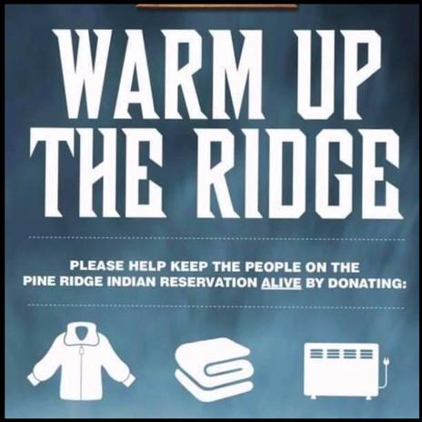 Warm Up The Ridge