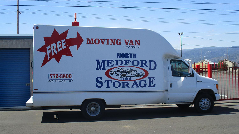 South Medford Mini Storage Dandk Organizer