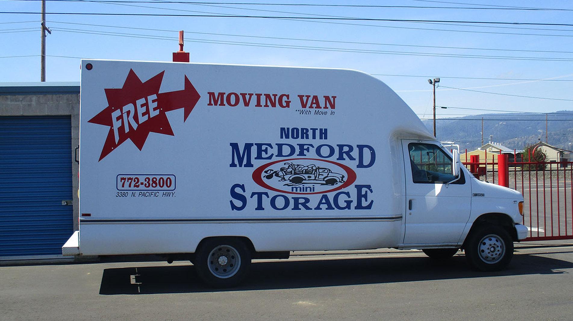 north medford mini storage medford or. Black Bedroom Furniture Sets. Home Design Ideas
