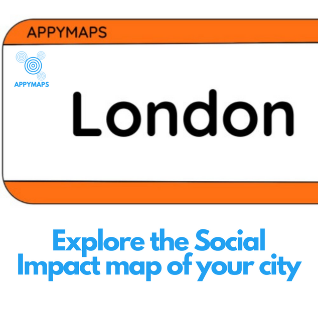 Discover our Social Impact maps - is there any of your city yet