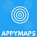 ©Appymaps 2021 Logo AppyMaps Light blue. Social impact businesses are everywhere. AppyMaps Discover Social impact in your city photo by Gianpietro Pucciariello Ethical conscious social community places, company, business, brands, social enterprises, social entrepreneurs, causes.