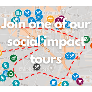 Join one of our social impact tour